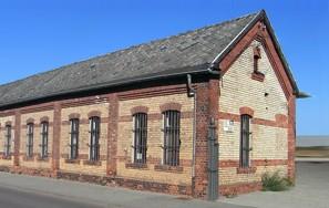 Gebäude der Kunstwerkstatt St. Ingbert